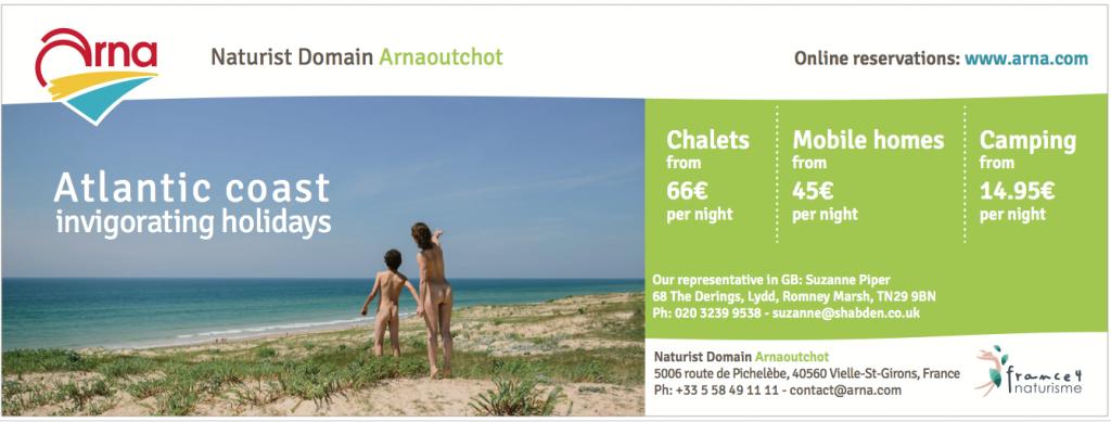 Arnaoutchot Naturist Domain