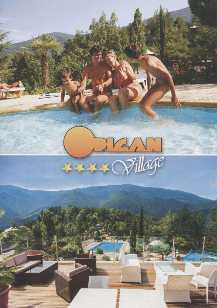 Origan Naturist Village
